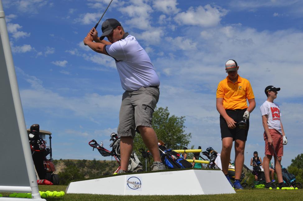 Uneven lies golf toughlie 360